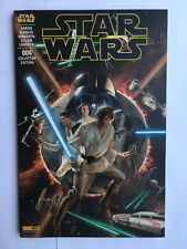 PANINI COMICS MARVEL STAR WARS 4 004 NOV 2015 EDITION COLLECTOR ALEX ROSS NEUF