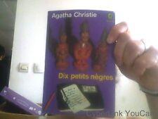 Agatha Christie pour Dix petits negres