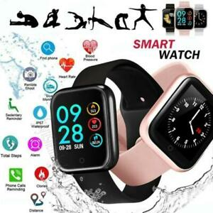Fashion Business Bluetooth IP67 Smart Watch For Men Women Kids For IOS Android