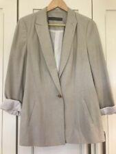 Zara Blazer Hip Length Viscose Outer Shell Coats, Jackets & Waistcoats for Women