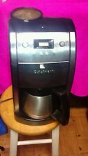 CUISINART GRIND & BREW 10 CUPS COFEE MAKER / DCC-590PC