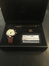 Steinhausen Marquise TW-391 Wrist Watch for Men Outstanding Condition!