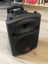 E-Lektron PA-Soundsystem - Schwarz