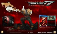 Tekken 7 Playstation 4 PS4 Exclusive Collectors Limited Edition Game - SOLD OUT