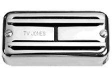 TV Jones Super'Tron Universal Mount Chrome Neck Pickup