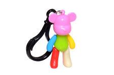 1 Pcs Random Colorful Gloomy Bear Keychain Pendant Collectible Gift Key Chain