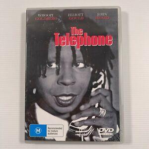 The Telephone (DVD, 2005) 1987 film Whoopi Goldberg Elliot Gould Region 4