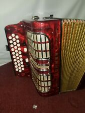 Used Hohner corona A/D/G lllR made in Germany