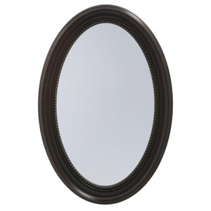 """20"""" X 30"""" Recessed Surface Mount Oval Bathroom Medicine Cabinet Easy Install"""