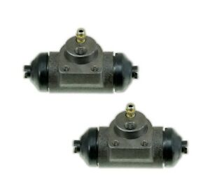 NEW DORMAN (2PC) REAR LH AND RH DRUM BRAKE WHEEL CYLINDER BUICK CADILLAC W37855