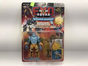 Exo Squad Neosapien Warriors 1995  Neo Lord Action Figure