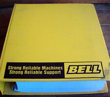 BELL Parts Manual: B40D & B35D WDB ADT Articulated Dump Truck #872394   Lot #847