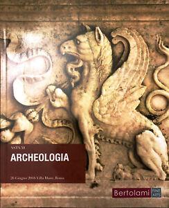 Bertolami Antiquities 25 June 2018 Archeology Rod Catalogue Cactalog