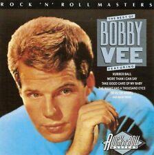 Bobby Vee - The Best Of Bobby Vee (CD 1988) Reissue
