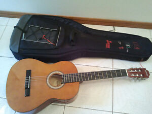 SUZUKI ACOUSTIC GUITAR SG-3B-NL JAPAN WITH CARRY CASE