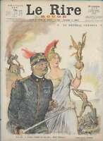 Journal Le RIRE Rouge, édition de guerre N° 31 du 19 juin 1915