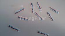 BMW E30 M-Tech  M Technik 1 2 Body Kit Sticker Decal Original  x8 E34 E28