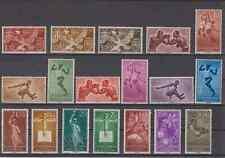GUINEA (ESPAÑA) - AÑO 1958 NUEVO COMPLETO MNH SPAIN - EDIFIL 373/90