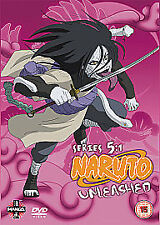 Naruto Unleashed: Series 5 - Volume 1 [DVD], Good DVD, ,