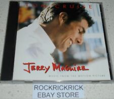 JERRY MAGUIRE SOUNDTRACK 13 TRACK CD THE WHO,SPRINGSTEEN,ELVIS,BOB DYLAN & MORE