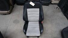 Audi B5 A4 S4 Passenger Side Seat White Alcantara