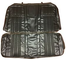 1970 Dodge Coronet Seat Covers Hardtop Rear / Back Upholstery Super Bee 500 R/T
