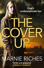 Marnie Riches: The Cover Up (Paperback) Book
