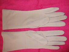 VINTAGE LONG GLOVES RETRO WEDDING RACES PROM FROM ST MICHAEL, SIZE M