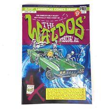Lagunitas Waldo's Comic Book