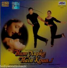 HUM AAPKE HAIN KAUN - BRAND NEW BOLLYWOOD SARE GAMA CD