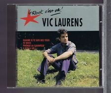 CD VIC LAURENS LE ROCK C'EST CA