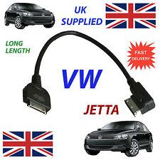 VW JETTA MDI 00051446l Largo iPhone iPod en Coche Cable Recambio