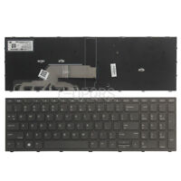 NEW For HP Probook 450 G5 455 G5 470 G5 English Keyboard With Frame