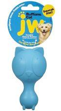 "JW Pet Tough By Nature Ruffians Squeakin Dog Chew Toy Cat 4"""