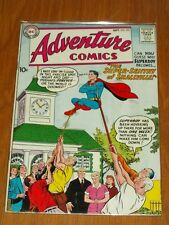 ADVENTURE COMICS #252 VG (4.0) DC COMICS SUPERBOY SEPTEMBER 1958