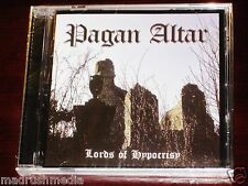Pagan Altar: Lords Of Hypocrisy CD 2013 Shadow Kingdom Records USA SKR060CD NEW