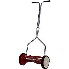 "Great States 14"" 5-Blade Reel Lawn Mower"
