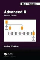 Advanced R, Second Edition by Hadley Wickham 9780815384571 | Brand New
