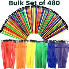 480 X Kids Paint Brushes Kids Brushes Craft Brushes Plaster Painting Brushes