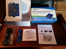 NEW Aboundi APL1100-200 200Mbps UltraSpeed PowerLine Ethernet NetBridge