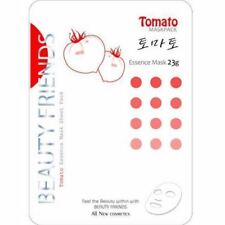 "Vanedo Beauty Friends Tomato Korean Facial Mask Sheet 23g 20pcs ""US SELLER"""
