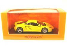 McLaren 12C (amarillo) 2011
