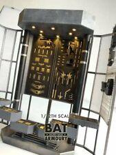 DC 6'' Bell Butler Batman 1/12th Scale Secret Armoury Figure
