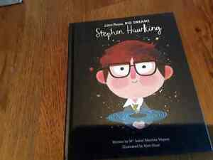 Little People,Big Dreams  Stephen Hawking by Maria Isabel Sanchez Vegara,