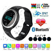 Smart Watch Calorie Heart Rate Monitor Sleep Fitness Tracker Step Counter GPS WF