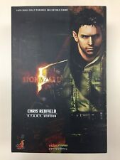 Hot Toys VGM 09 Resident Evil Bio Hazard Chris Redfield (S.T.A.R.S. Version) NEW