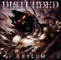 "DISTURBED ""ASYLUM"" CD 13 TRACKS NEU"