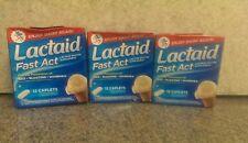 Lactaid® Fast Act Lactase Enzyme Supplement 36 Caplets 02/2019