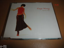 FAYE WONG single SEPARATE WAYS 4 track CD EYES ON ME from FINAL FANTASY VIII