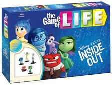 NEW HASBRO THE GAME OF LIFE DISNEY PIXAR INSIDE OUT EDITION 046932